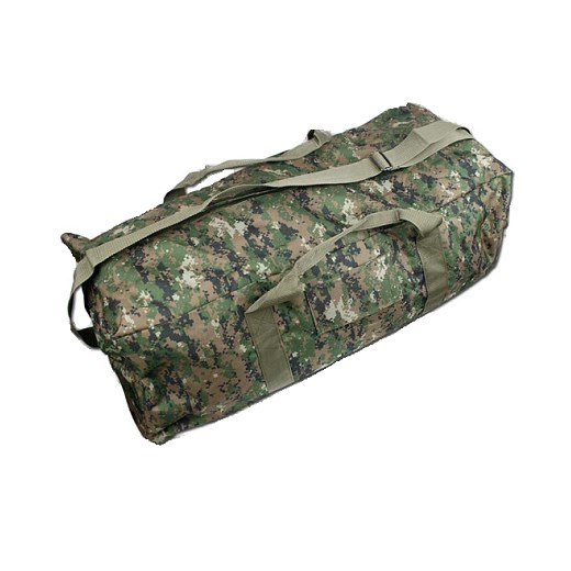 Torba 101 Inc. Pilot Bag - Digital Woodland (9263) SP szary 101 Inc.  Militaria.pl