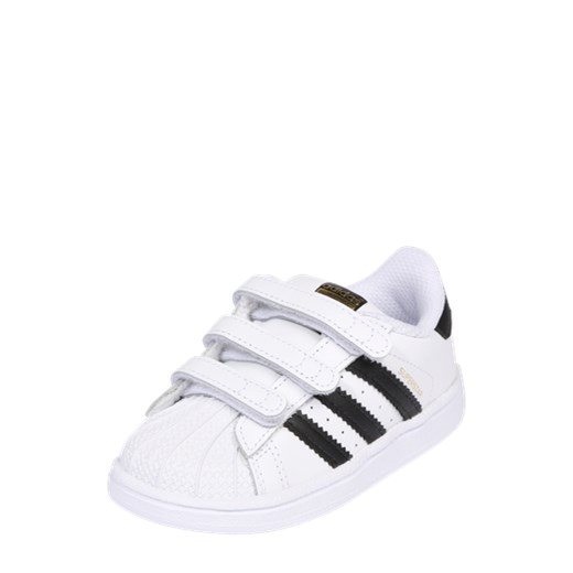 Trampki 'Superstar' Adidas Originals bialy 23 AboutYou
