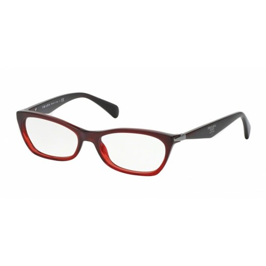 OKULARY PRADA EYEWEAR PR 15PV MAX1O1 53 Prada Eyewear bialy  Aurum-Optics