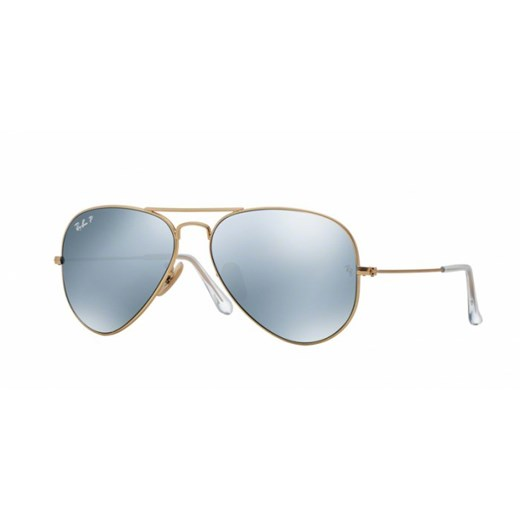 OKULARY RAY-BAN® AVIATOR  RB 3025 112/W3 58 niebieski Ray-ban®  Aurum-Optics