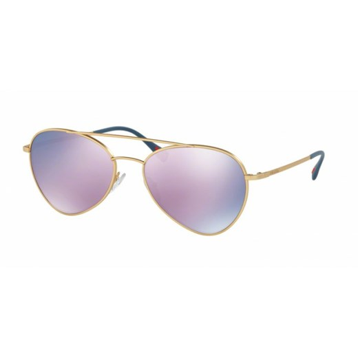 OKULARY PRADA SPORT PS 50SS 1BK5T0 57 rozowy Prada  Aurum-Optics