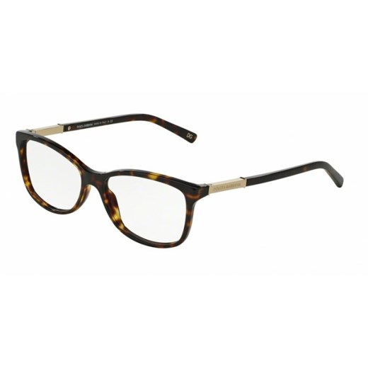 OKULARY DOLCE & GABBANA DG 3107 502 52 bialy Dolce & Gabbana  Aurum-Optics