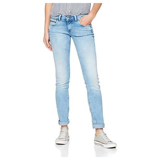 Pepe Jeans London dżinsy damskie Slim New brooke wąski