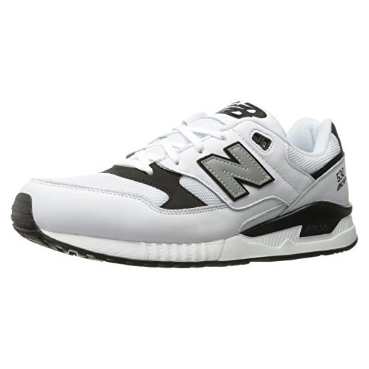 píldora Por ahí Obligatorio  New Balance M530 D – LGA White/Black - turkusowy 42,5 UE Amazon w Domodi