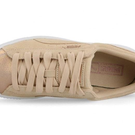 Buty damskie sneakersy Puma Suede Platform LunaLux 366111 02 sneakerstudio.pl