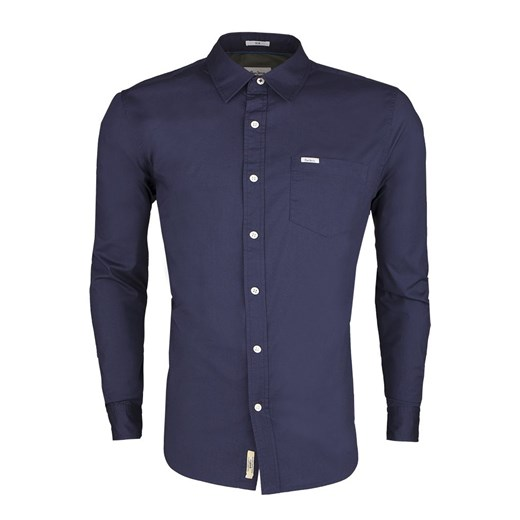 Koszula Pepe Jeans Dukes Blue sklep Visciola Fashion  IC5bx