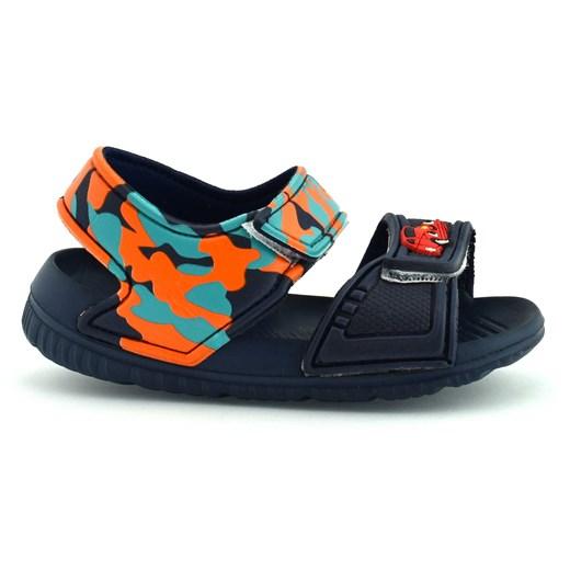 Sandały dla dzieci z pianki American Club 6631 Pomarańczowy