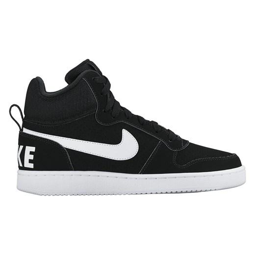 buty nike czarne damskie zamszowe martes sport