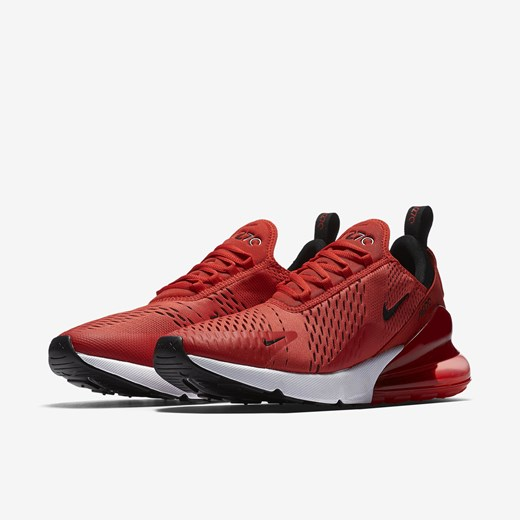 Buty męskie Nike Air Max 270 Habanero AH8050 601 czerwony