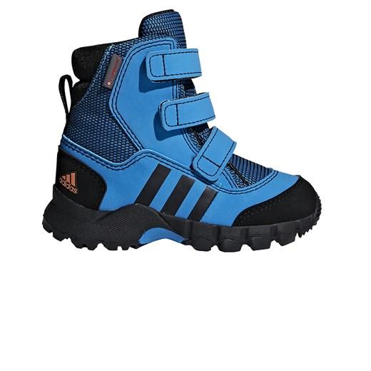 buty zimowe adidas dla chłopca na rzepy