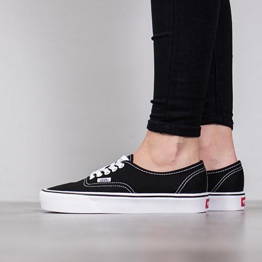 Buty damskie sneakersy Vans Authentic Lite A2Z5J187 czarny