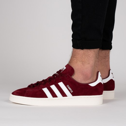 Buty adidas Campus BZ0087 CburguFtwwhtCwhite Sneakersy