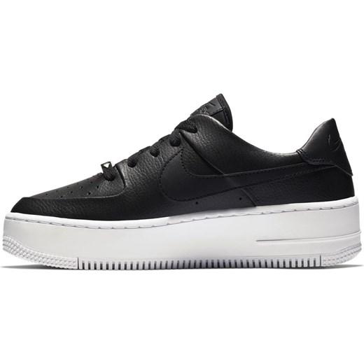 Trampki damskie Nike air force sportowe na wiosnę gładkie