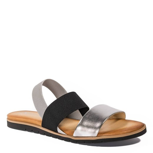 Sandały damskie Aldo bez zapięcia płaskie casual