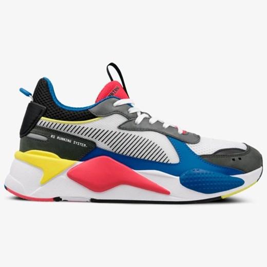 Buty sportowe męskie Puma młodzieżowe sznurowane