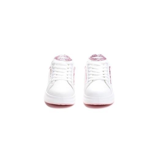 Różowe Buty Sportowe Love Me Too 44129