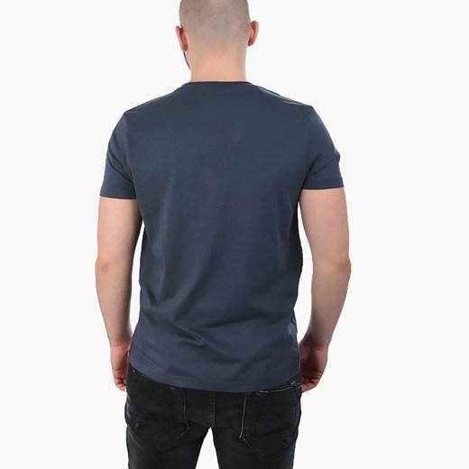 Alpha Industries t-shirt męski niebieski BZ8Ay