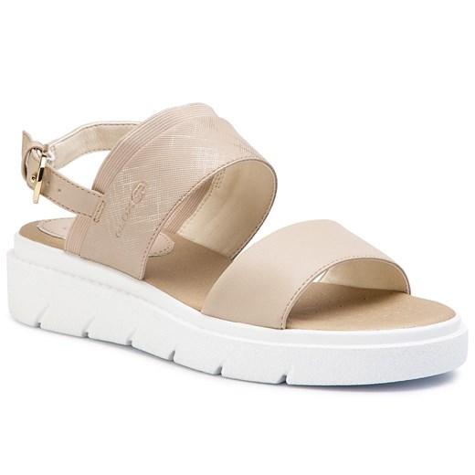 Geox sandały damskie ze skóry