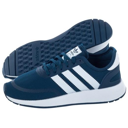 Buty sportowe damskie Adidas do biegania na płaskiej