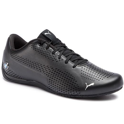 Czarne buty sportowe męskie Puma sznurowane w Domodi
