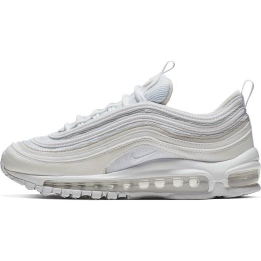 Buty Młodzieżowe Nike Air Max 97 (GS) Białe | WorldBox