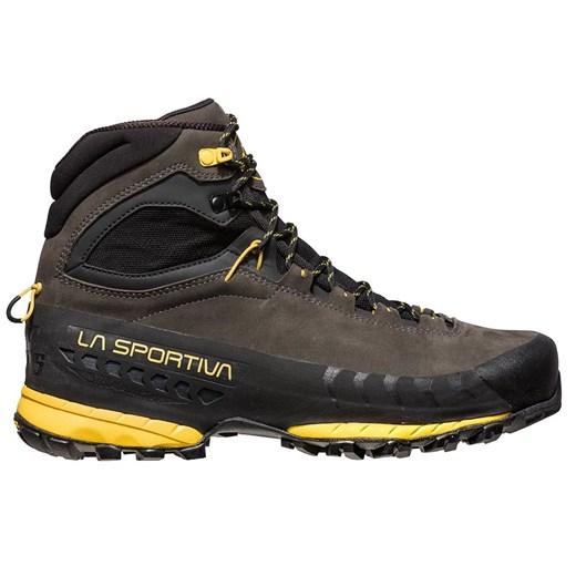 Buty trekkingowe męskie La Sportiva brązowe sportowe wiązane