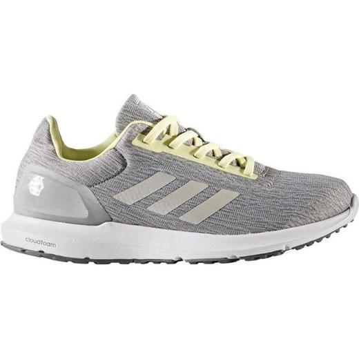 Buty sportowe damskie Adidas do biegania bez wzorów