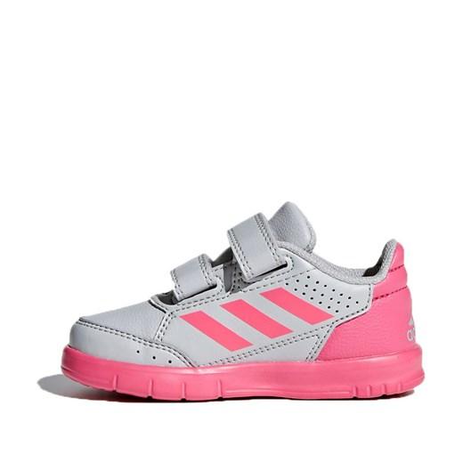 Półbuty dziecięce Adidas w paski w Domodi