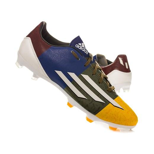 Buty sportowe męskie adidas messi sznurowane
