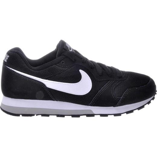 Buty sportowe damskie czarne Nike sneakersy md runner