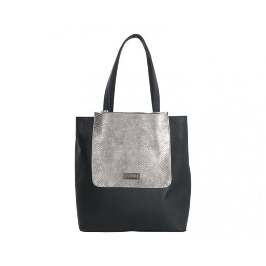 Shopper bag Chiara Design czarna