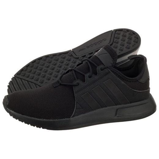 Buty sportowe męskie Adidas x_plr czarne sznurowane w Domodi