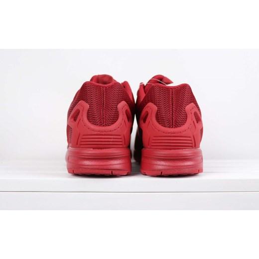 Buty sportowe męskie Adidas zx flux wiązane wiosenne w Domodi