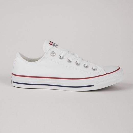 Trampki męskie białe Converse all star sznurowane