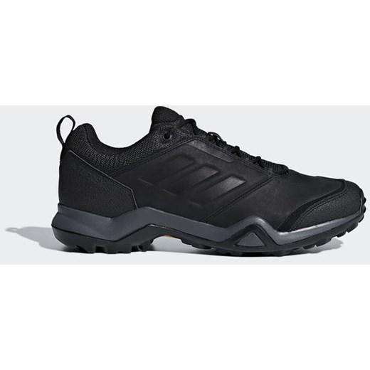 Buty trekkingowe męskie Adidas sportowe na jesień sznurowane