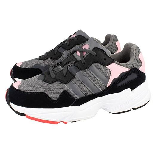 Buty sportowe damskie Adidas sznurowane