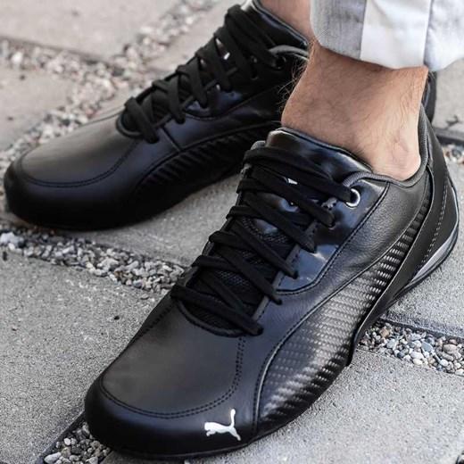 Buty sportowe męskie Puma sznurowane jesienne w Domodi