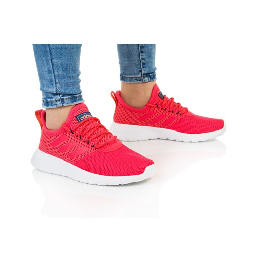 Buty sportowe damskie Adidas różowe sznurowane w Domodi