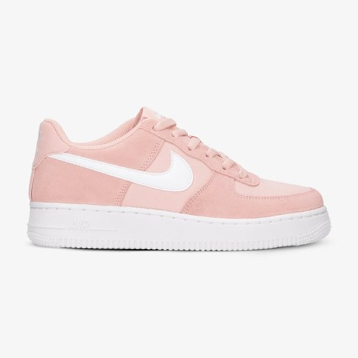Buty sportowe damskie Nike do biegania air force różowe sznurowane