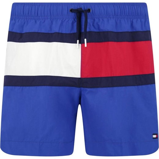 Tommy Hilfiger Szorty kąpielowe drawstring | Regular Fit