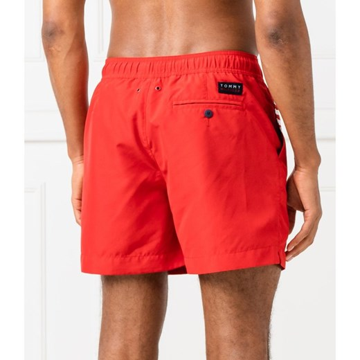 Tommy Hilfiger Szorty kąpielowe MEDIUM DRAWSTRING | Regular Fit