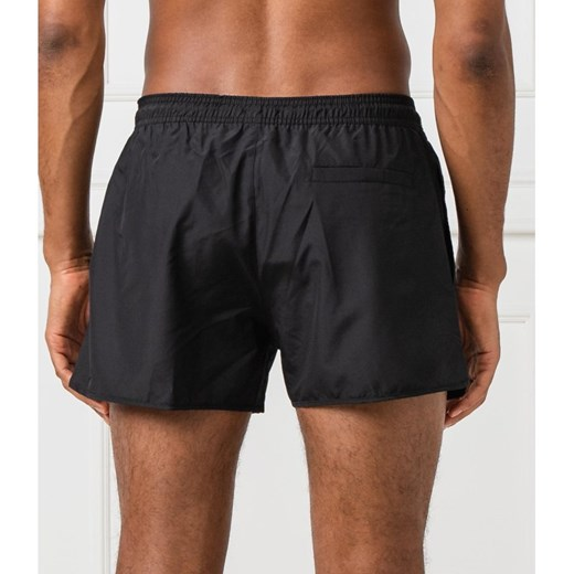Calvin Klein Swimwear Szorty kąpielowe runner logo | Regular Fit