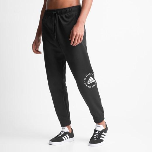Spodnie sportowe czarne Adidas Performance w Domodi
