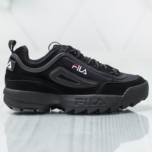 Fila buty sportowe damskie młodzieżowe płaskie sznurowane bez wzorów