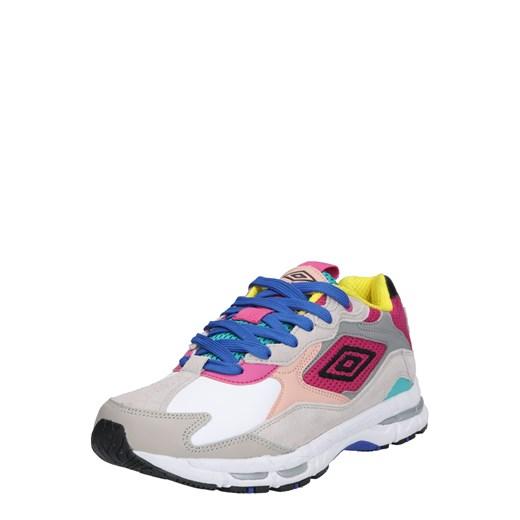 Buty sportowe damskie Umbro do fitnessu płaskie bez wzorów