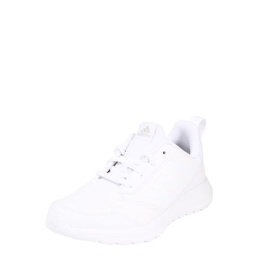Buty sportowe dziecięce białe Adidas Performance wiązane w