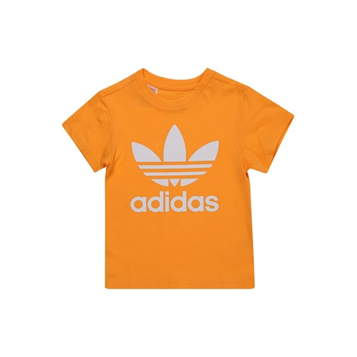 Bluzka dziewczęca Adidas Originals z krótkim rękawem w Domodi