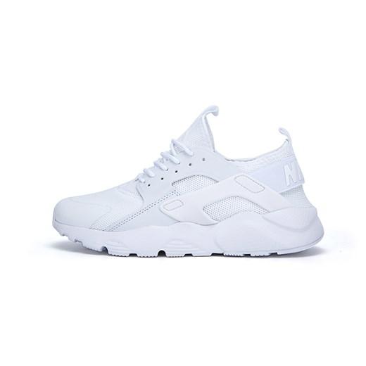 Buty sportowe damskie Nike dla biegaczy huarache białe