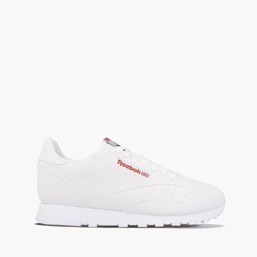 Buty sportowe męskie Reebok Classic białe na wiosnę w Domodi