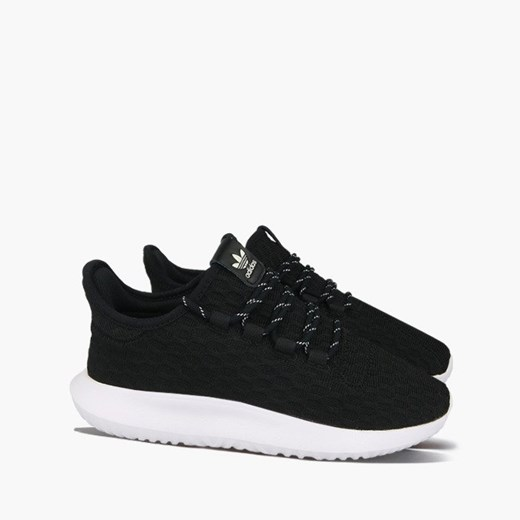 Buty sportowe damskie czarne Adidas Originals tubular sznurowane płaskie